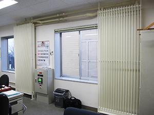 輻射式室内機